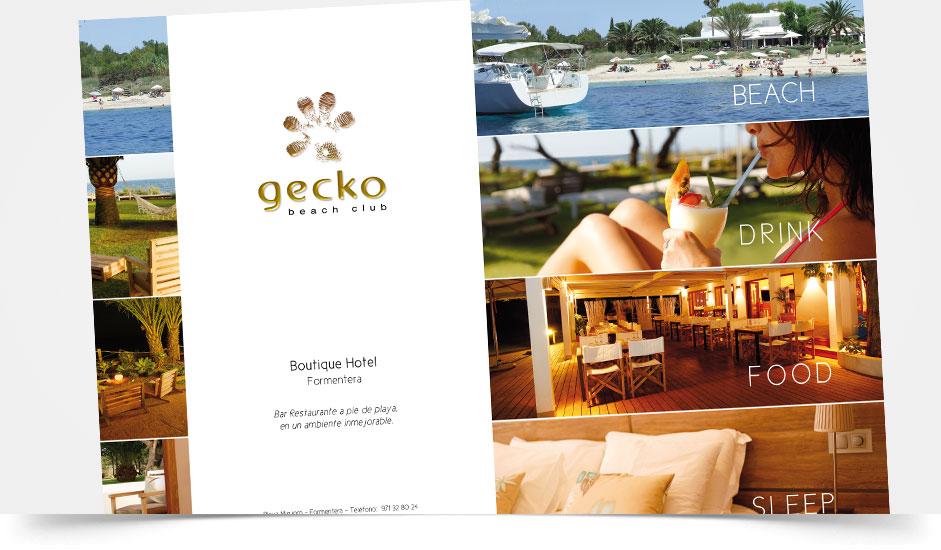 Agencia diseño web gráfica corporativa hoteles ibiza barcelona lanzarote - publicidad gecko formentera