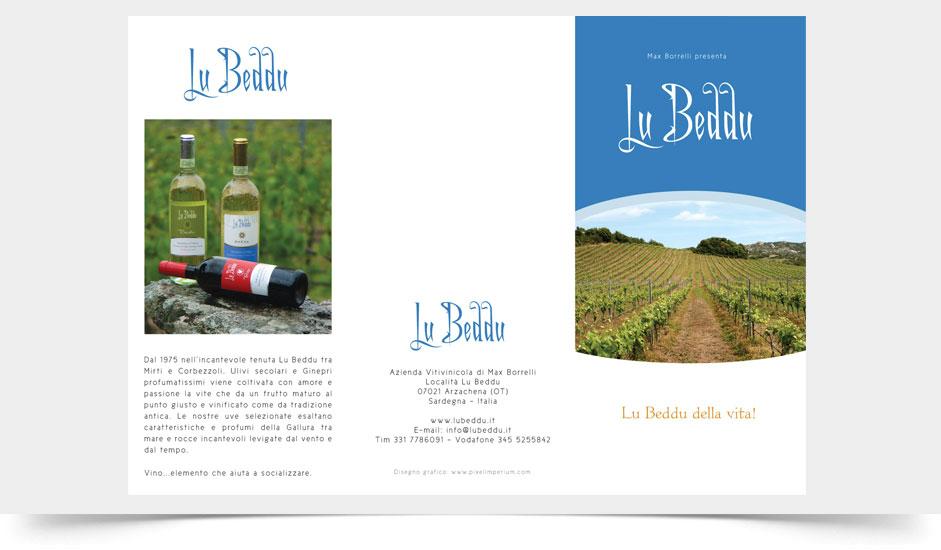 Agencia diseño corporativo dossier para empresas de vinos ibiza barcelona lanzarote