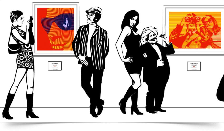 Agencia diseño web gráfica para artistas ibiza barcelona lanzarote - web site marcos torres art