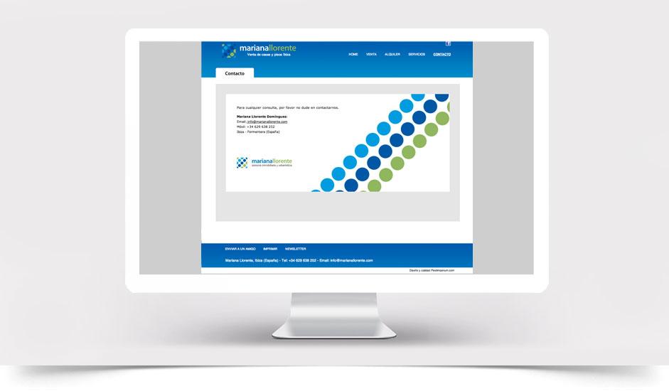Agencia diseño web y gráfica para inmobiliarias ibiza barcelona lanzarote