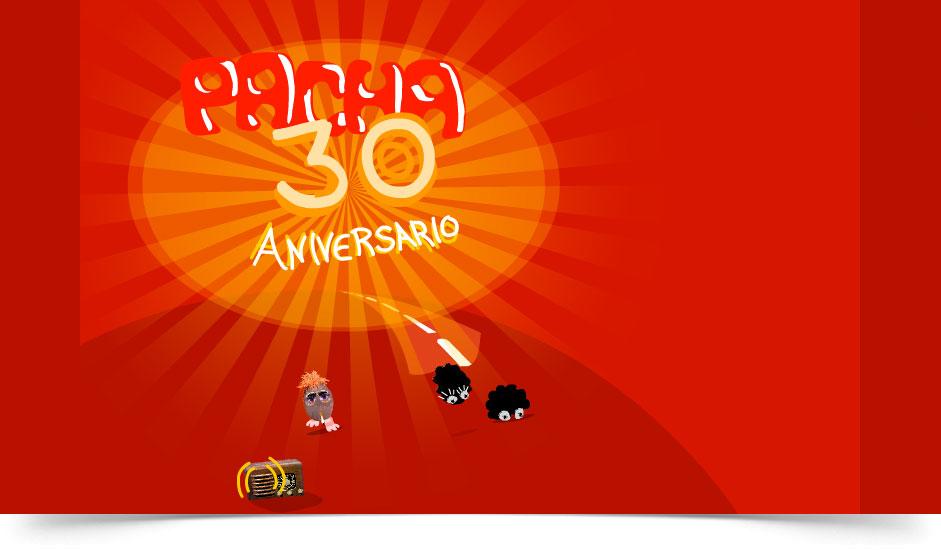 Agencia diseño web para discotecas ibiza barcelona lanzarote - demo web site pacha ibiza