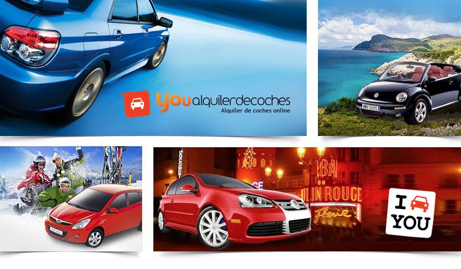 Agencia diseño web gráfica turismo ibiza barcelona lanzarote