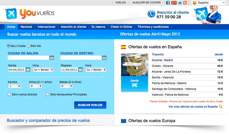 Agencia diseño web imagen corporativa turismo ibiza barcelona lanzarote