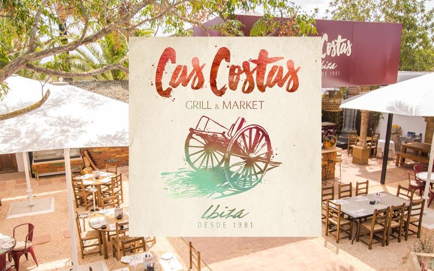 Restaurante Ibiza - Cas Costas