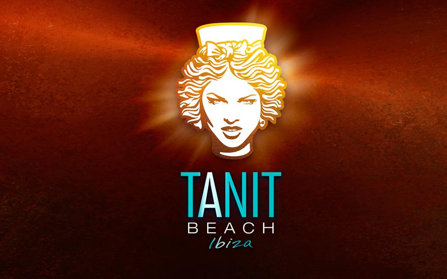Web Beach club Tanit Beach Ibiza - Pixelimperium