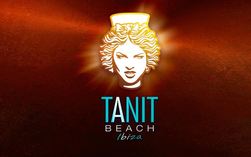 Web Beach club Tanit Beach Ibiza - Pixelimperium