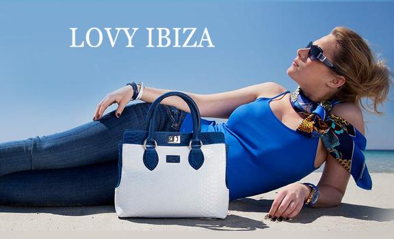 Lovy Ibiza - marroquineria de piel