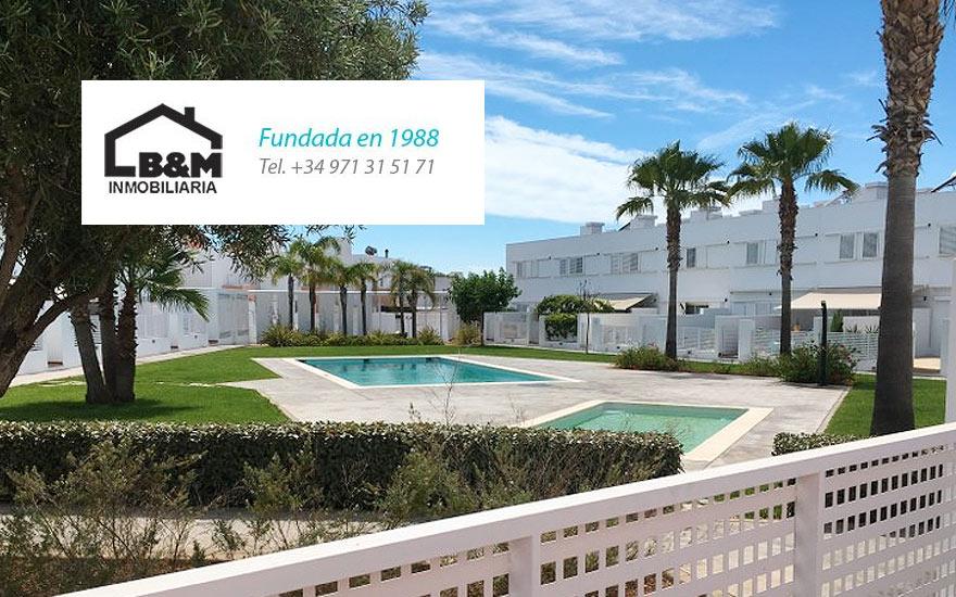 Portal web inmobiliario Ibiza