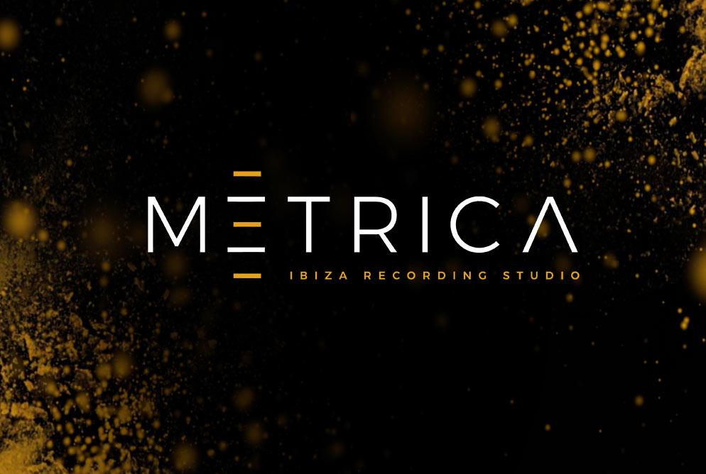 Web Estudio grabación 3D - Metrica Recording Studio Ibiza