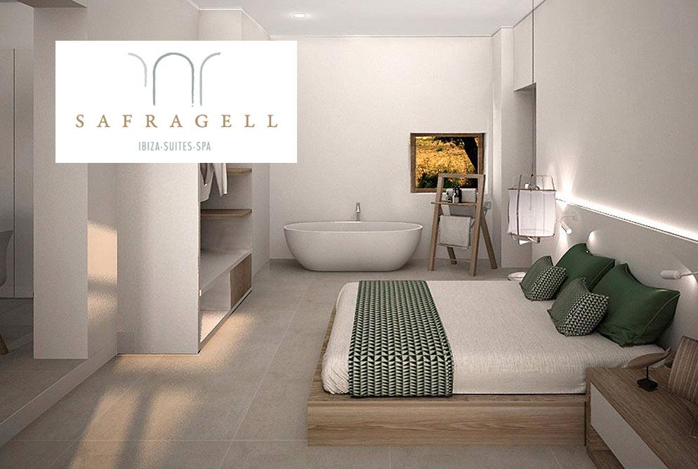 Diseño Web Agroturismo - Safragell Ibiza